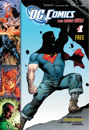 DC Comics: The New 52 (2011)#Preview