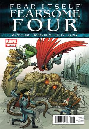 Fear Itself: Fearsome Four #2