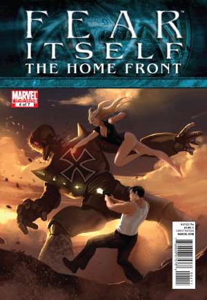 Fear Itself: The Home Front#4