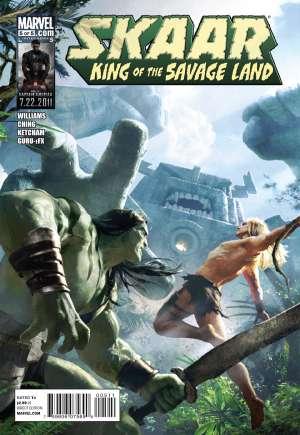 Skaar: King of the Savage Land (2011)#5