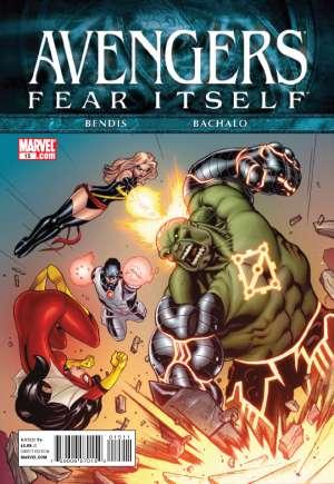 Avengers (2010-2012)#15