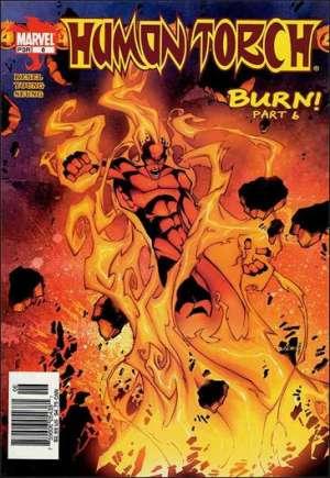 Human Torch (2003-2004)#6A