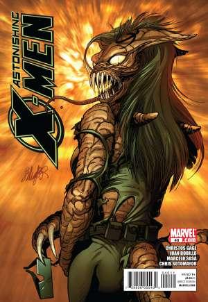 Astonishing X-Men (2004-2013)#40A