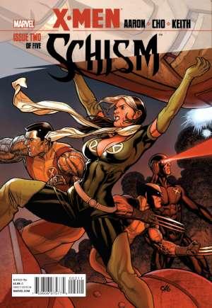 X-Men: Schism (2011)#2A