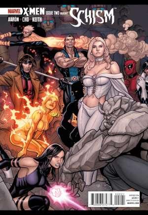 X-Men: Schism (2011)#2B