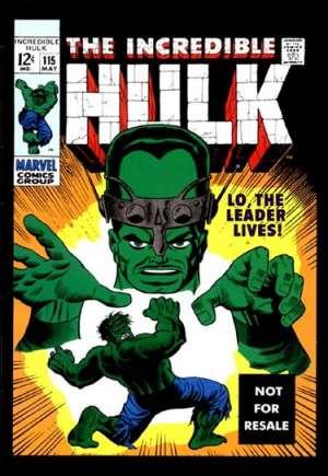 Incredible Hulk (1968-1999)#115B