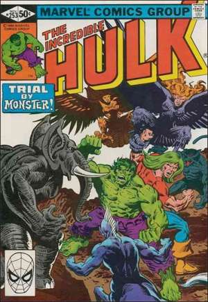 Incredible Hulk (1968-1999) #253B
