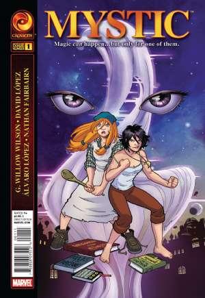 Mystic (2011-2012)#1
