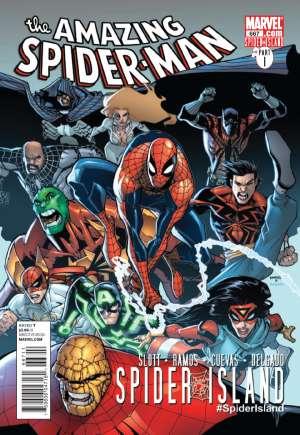 Amazing Spider-Man (1999-2014)#667A
