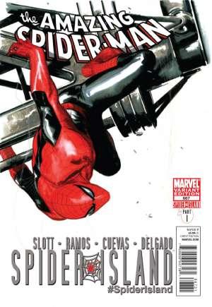 Amazing Spider-Man (1999-2014)#667C