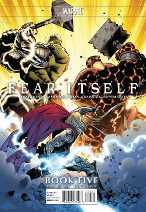 Fear Itself (2011-2012)#5B