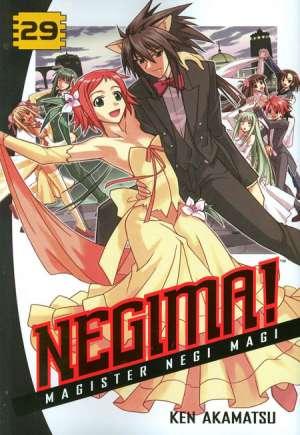 Negima: Magister Negi Magi (2004-Present)#GN Vol 29