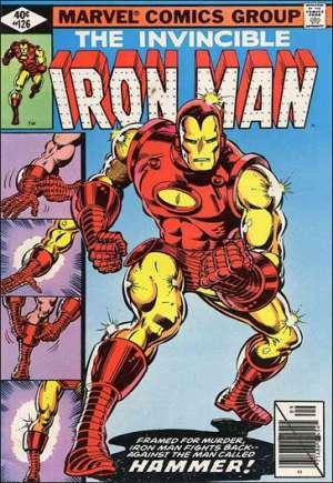 Iron Man (1968-1996)#126B