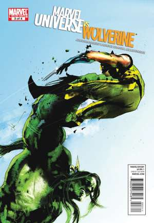 Marvel Universe vs. Wolverine#3
