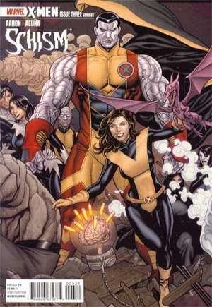 X-Men: Schism (2011)#3B