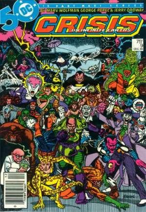 Crisis on Infinite Earths (1985-1986)#9A