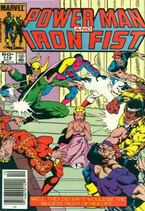 Power Man and Iron Fist (1978-1986) #110A
