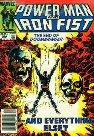 Power Man and Iron Fist (1978-1986)#104A
