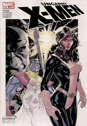 Uncanny X-Men (1963-2011)#535C