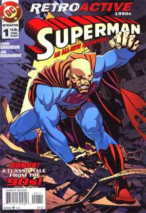 DC Retroactive: Superman - The 90's#1