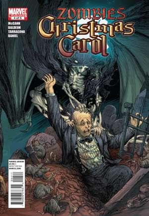 Marvel Zombies Christmas Carol#4