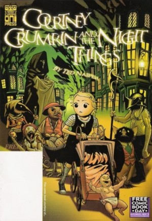 Courtney Crumrin and the Night Things#3B