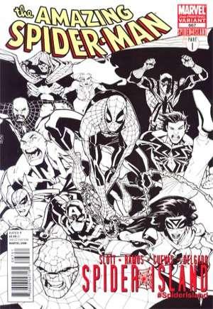 Amazing Spider-Man (1999-2014)#667D