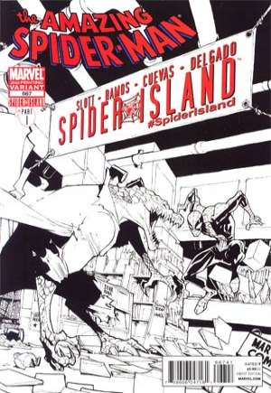 Amazing Spider-Man (1999-2014)#667E