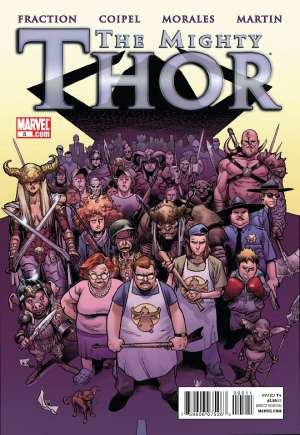 Mighty Thor (2011-2012)#5A