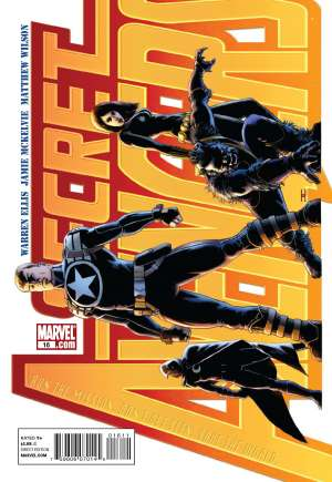 Secret Avengers (2010-2013)#16A