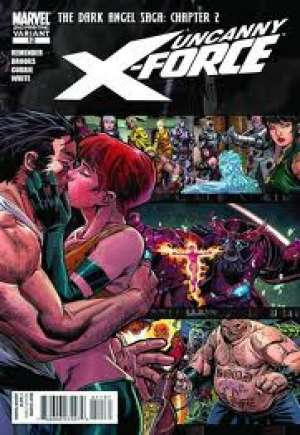 Uncanny X-Force (2010-2012) #12D