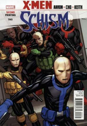 X-Men: Schism (2011)#2C