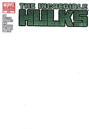 Incredible Hulks (2010-2011)#635B