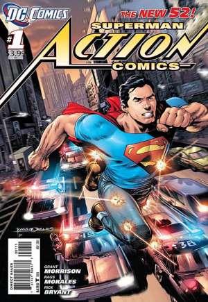 Action Comics (2011-2016)#1B