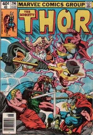 Thor (1966-1996)#296A