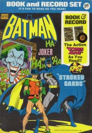 Power Records Book and Record Set (45 RPM) (1974-1978)#27C