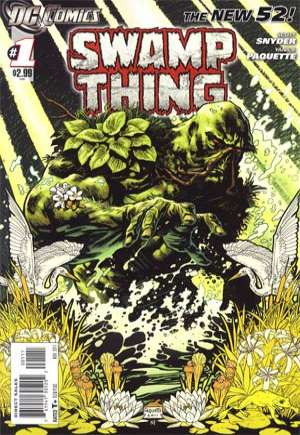 Swamp Thing (2011-2015)#1A