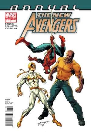 New Avengers (2010-2013)#Annual 1B