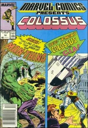Marvel Comics Presents (1988-1995)#12A