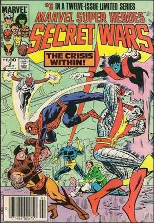 Marvel Super-Heroes Secret Wars (1984-1985)#3C