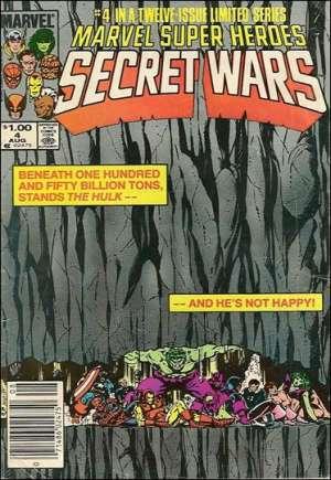Marvel Super-Heroes Secret Wars (1984-1985)#4C