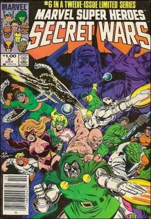 Marvel Super-Heroes Secret Wars (1984-1985)#6C