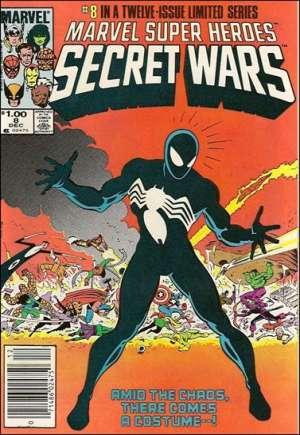 Marvel Super-Heroes Secret Wars (1984-1985)#8C