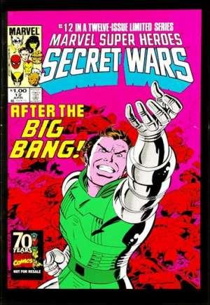 Marvel Super-Heroes Secret Wars (1984-1985)#12D
