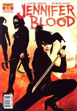 Jennifer Blood (2011-2014)#4A