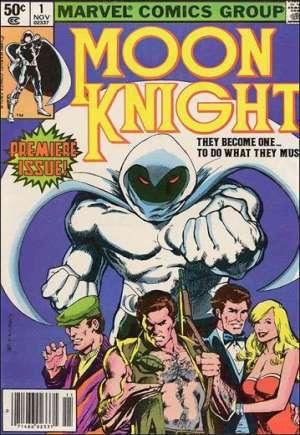 Moon Knight (1980-1984)#1A