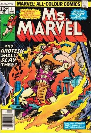 Ms. Marvel (1977-1979)#6C