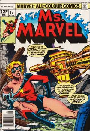 Ms. Marvel (1977-1979)#17B