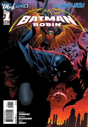 Batman and Robin (2011-2015)#1A