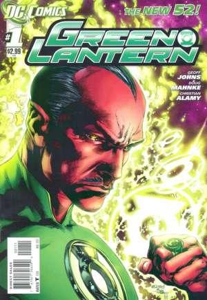 Green Lantern (2011-2018)#1B